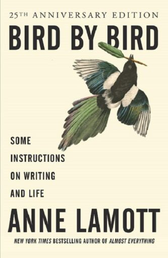 Bird by bird- best books to improve your blog writing skills