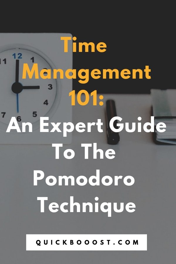 Use this guide to the Pomodoro Technique to increase your focus, become more productive, boost your time management, and get more of the right stuff done!