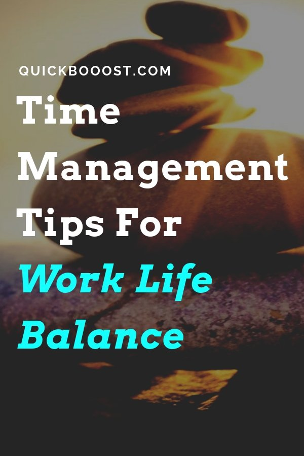 Boost your work life balance, improve your time management, and increase your productivity by following these time management tips to create your ideal lifestyle.