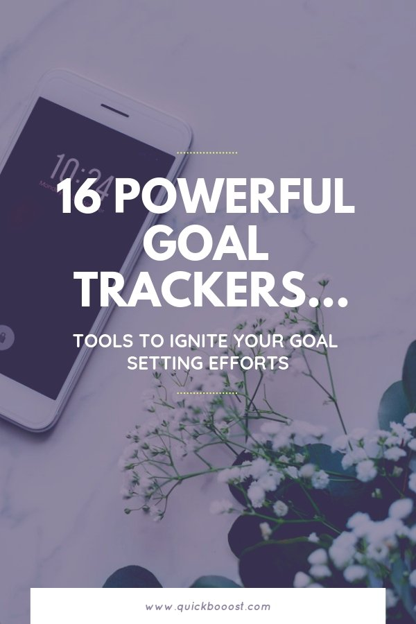When it comes to goal setting, goal tracker tools are a must! Use these methods, apps, books, and courses to enhance your goal setting efforts.
