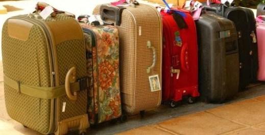 extravio de bagagem contendo presentes de viagem