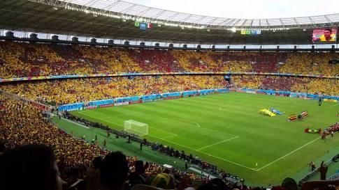 Passageiros perdem jogo da Copa do Mundo em razão de atraso de voo e recebem indenização