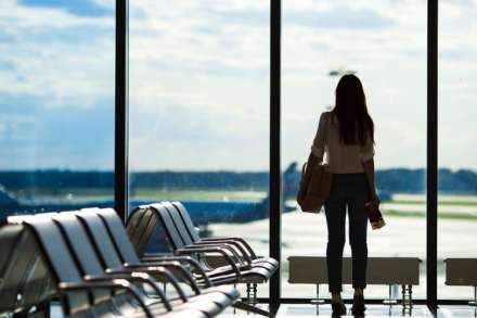 cancelamento de voo de volta é proibido