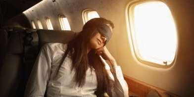 paz para perder o medo de avião