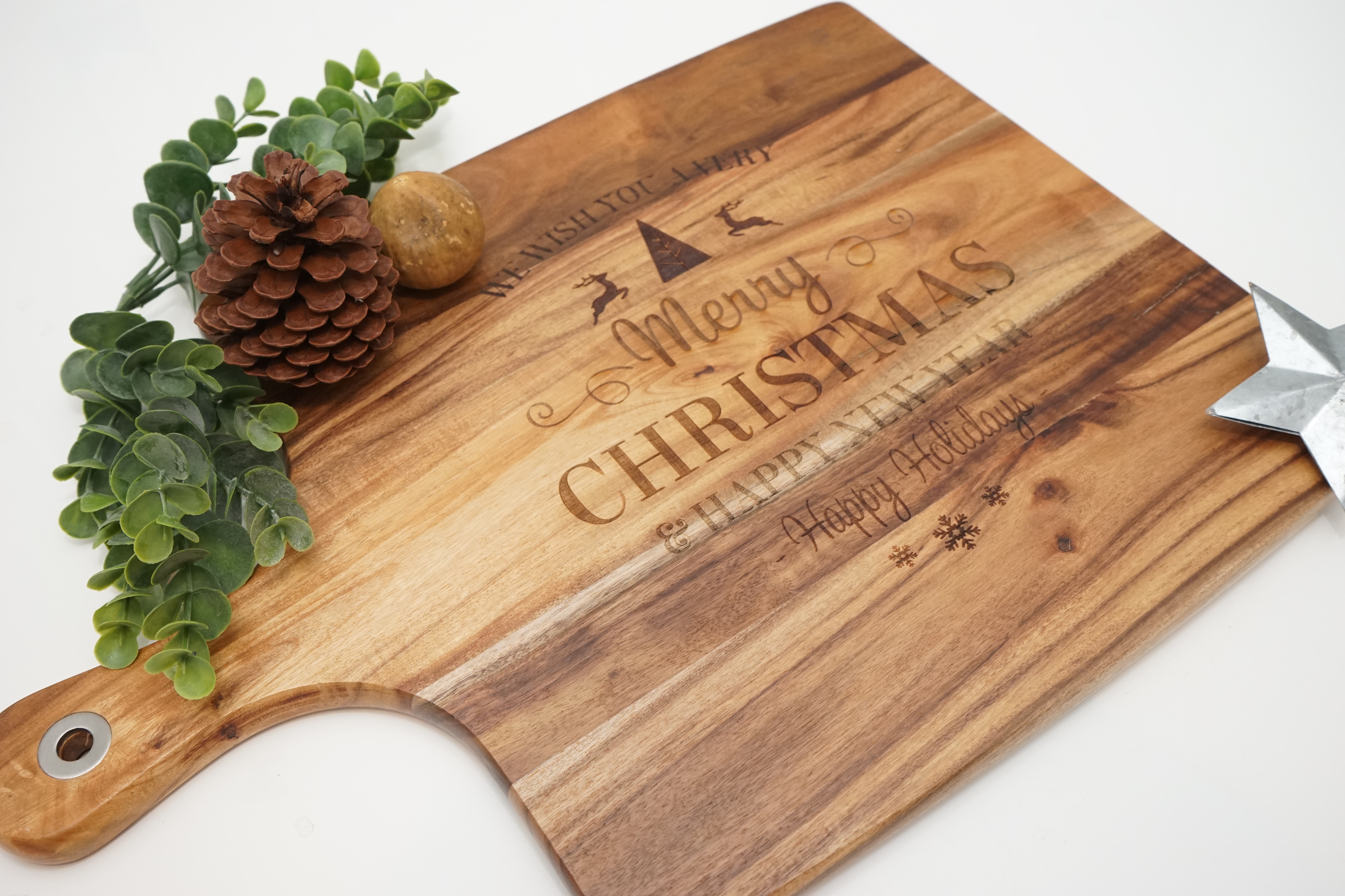 Chopping Board - Christmas Design