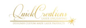 QUICK CREATIONS - LASER ENGRAVING LOGO