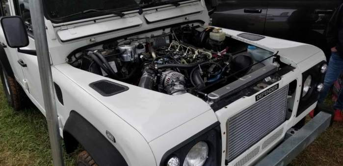 Cummins Repower Defender