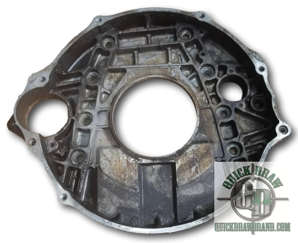 Dodge adapter plate 1994 Front