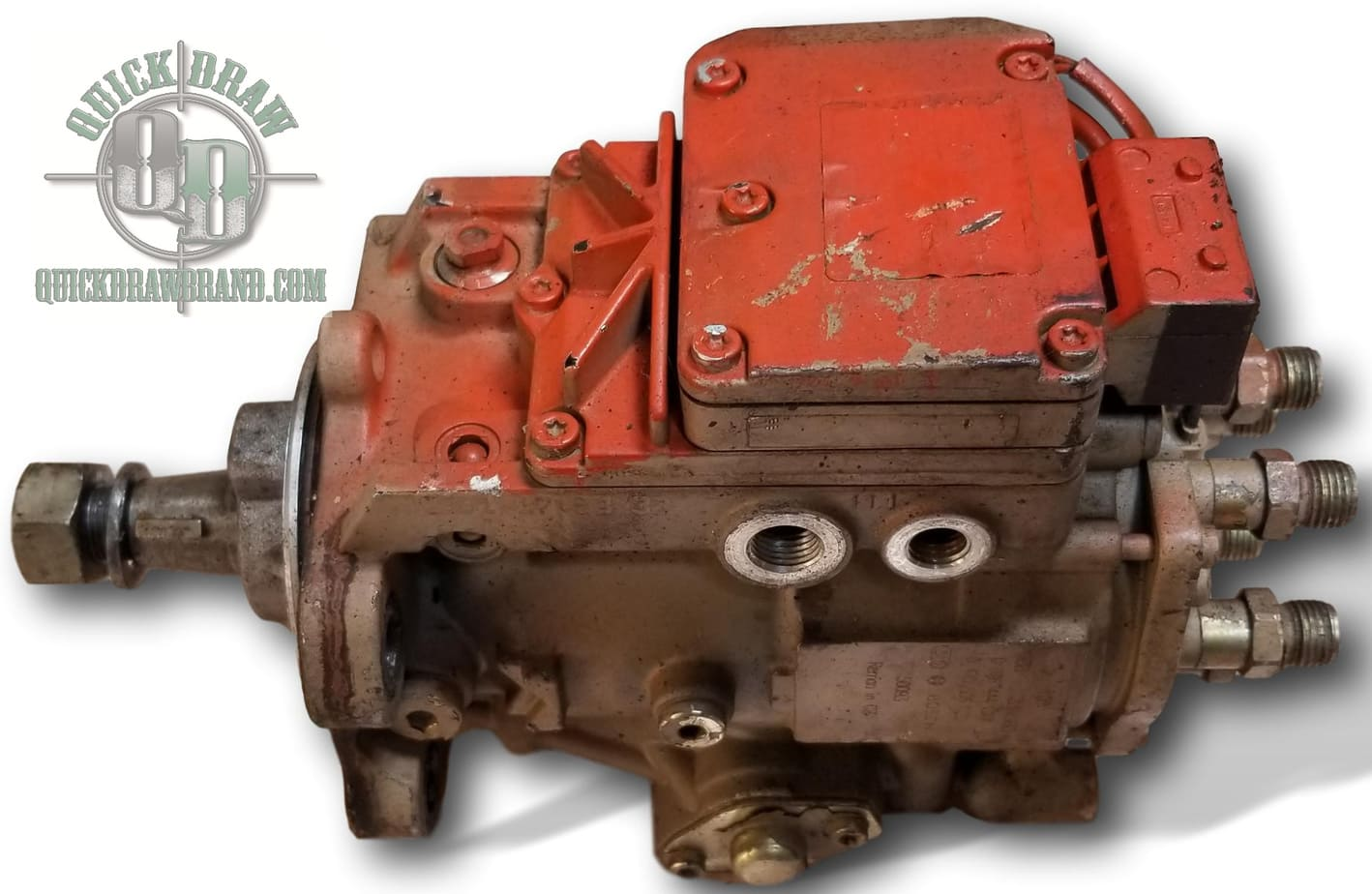 VP44 Cummins injection pump Cummins 6BT used parts