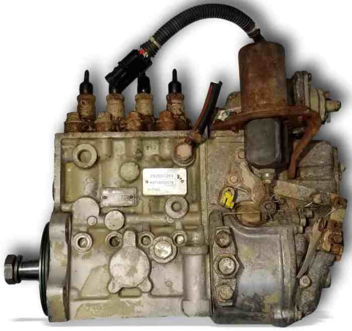 4BT P7100 Injection Pump