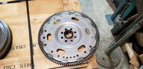 Cummins R2.8 flexplate