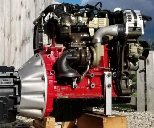 Cummins R2.8 GM SM465