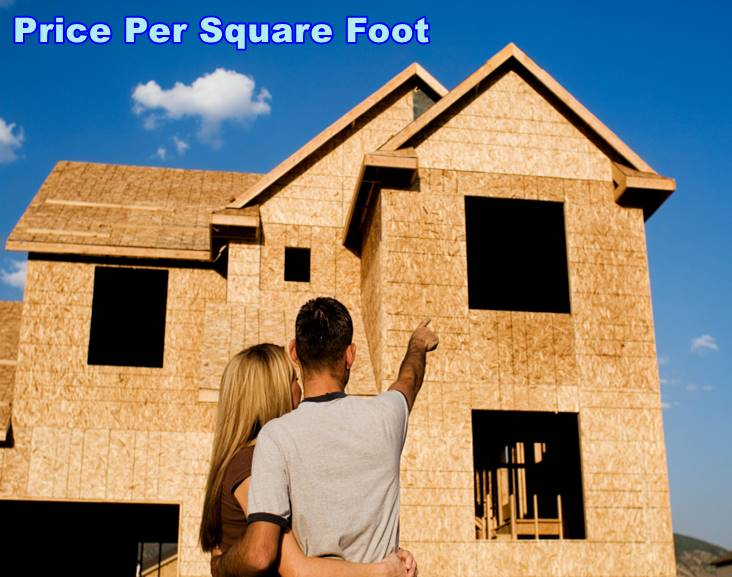 Price Per Square Foot What's The Average How Do I Calculate It