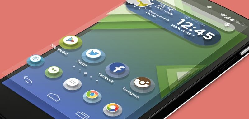 10 Amazing Nova Launcher Themes to make your phone Stylish