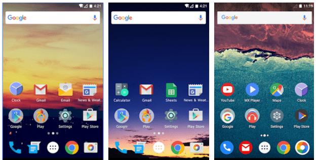 best google now launcher alternative