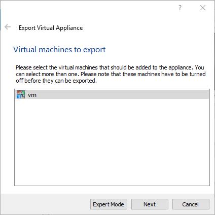 VB_Export_Selection