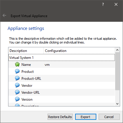 VB_Export_Settings