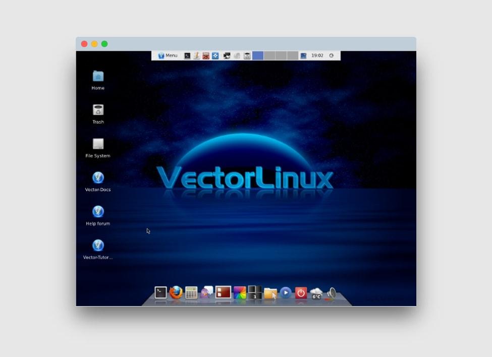 VectorLinux Light