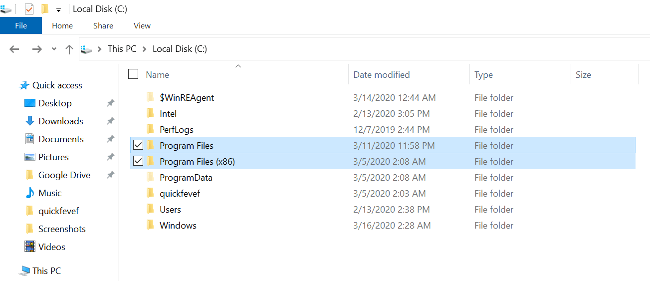 Check Installed Program Is 32-bit Or 64-bit In Windows 10