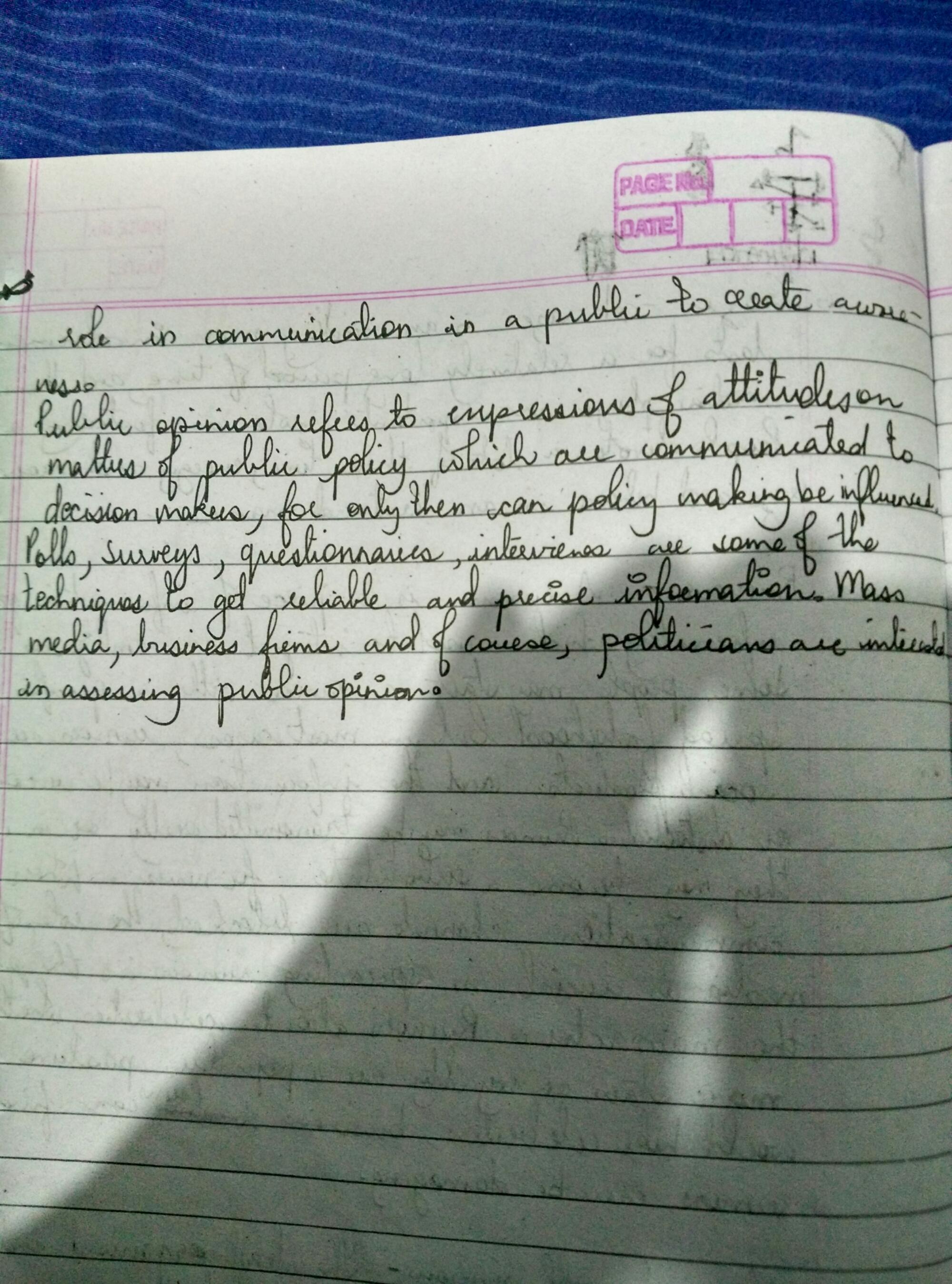 Sociology Notes Collective Behavior