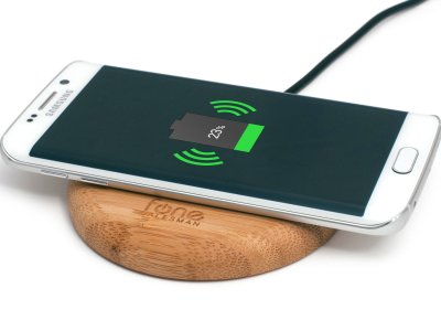 What is and how does wireless charging work on mobile phones?