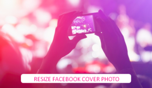 Make Photo Facebook Cover Size Online