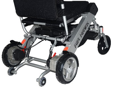 Phenomenal Used Air Hawk Power Folding Wheelchairs Home Interior And Landscaping Ologienasavecom