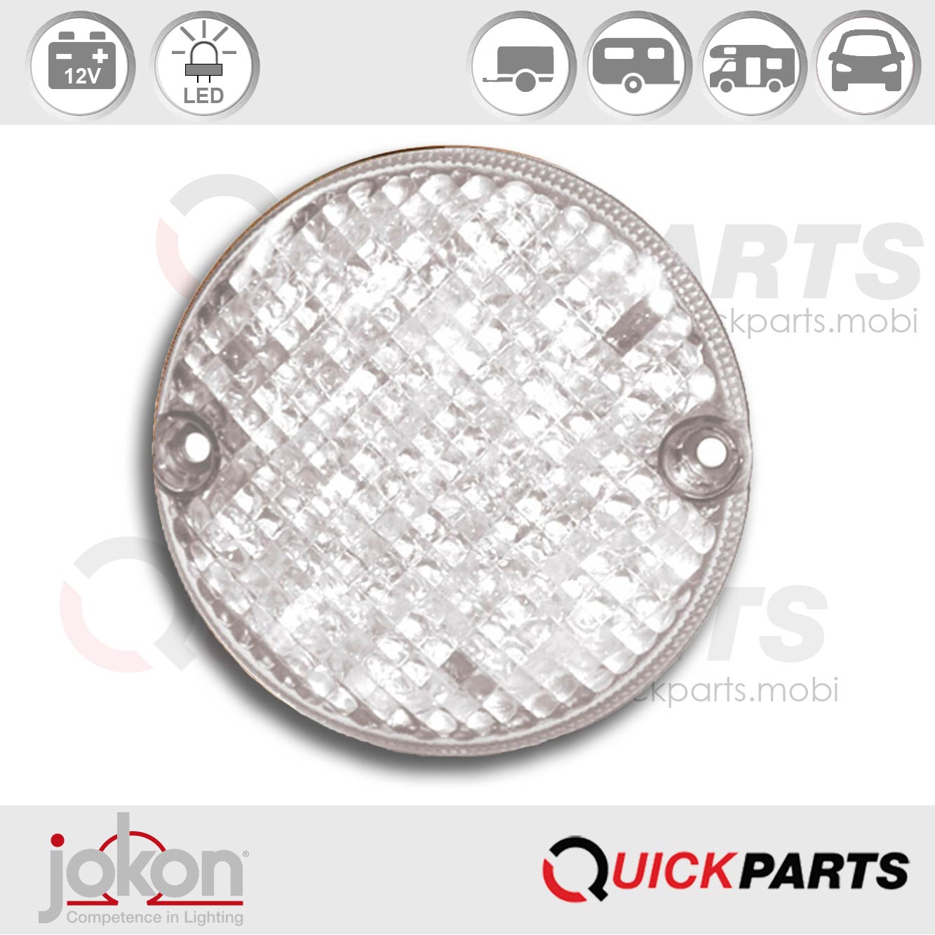 Led Reversing Light