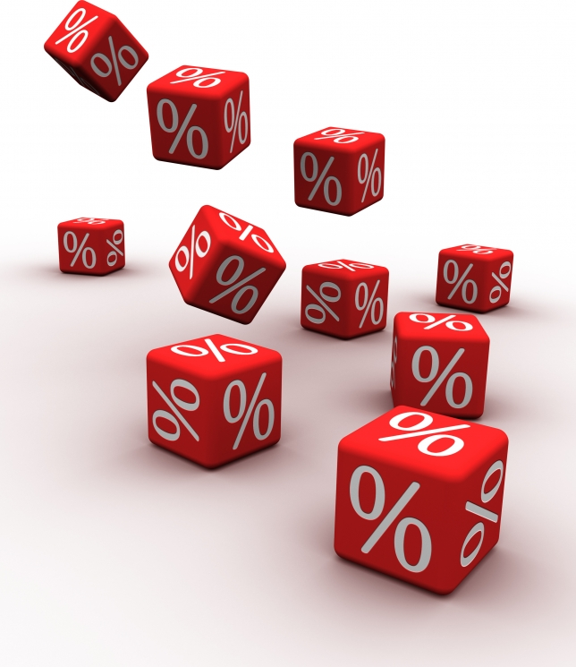 Interest-rate-dice