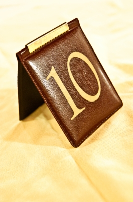 Ten Things for an Expert to Consider