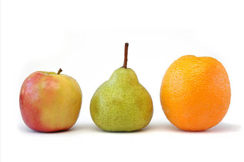 Comparing Apples (Enterprise Value) to Oranges (Equity Value) to Pears …? Communicating Value