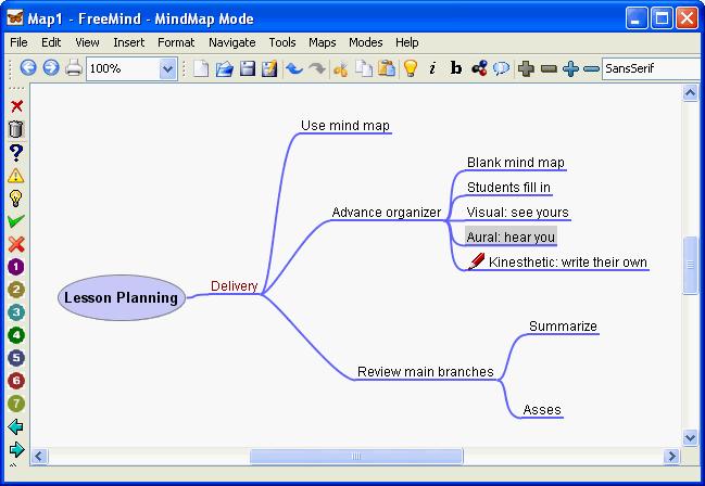 freemind-lessonplans