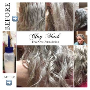 About QuickSilverHair Clay Mask