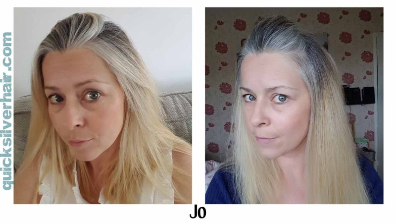 How Do You Transition From Dyed Hair To Your Natural Grey