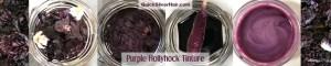 Purple Hollyhock Tinture