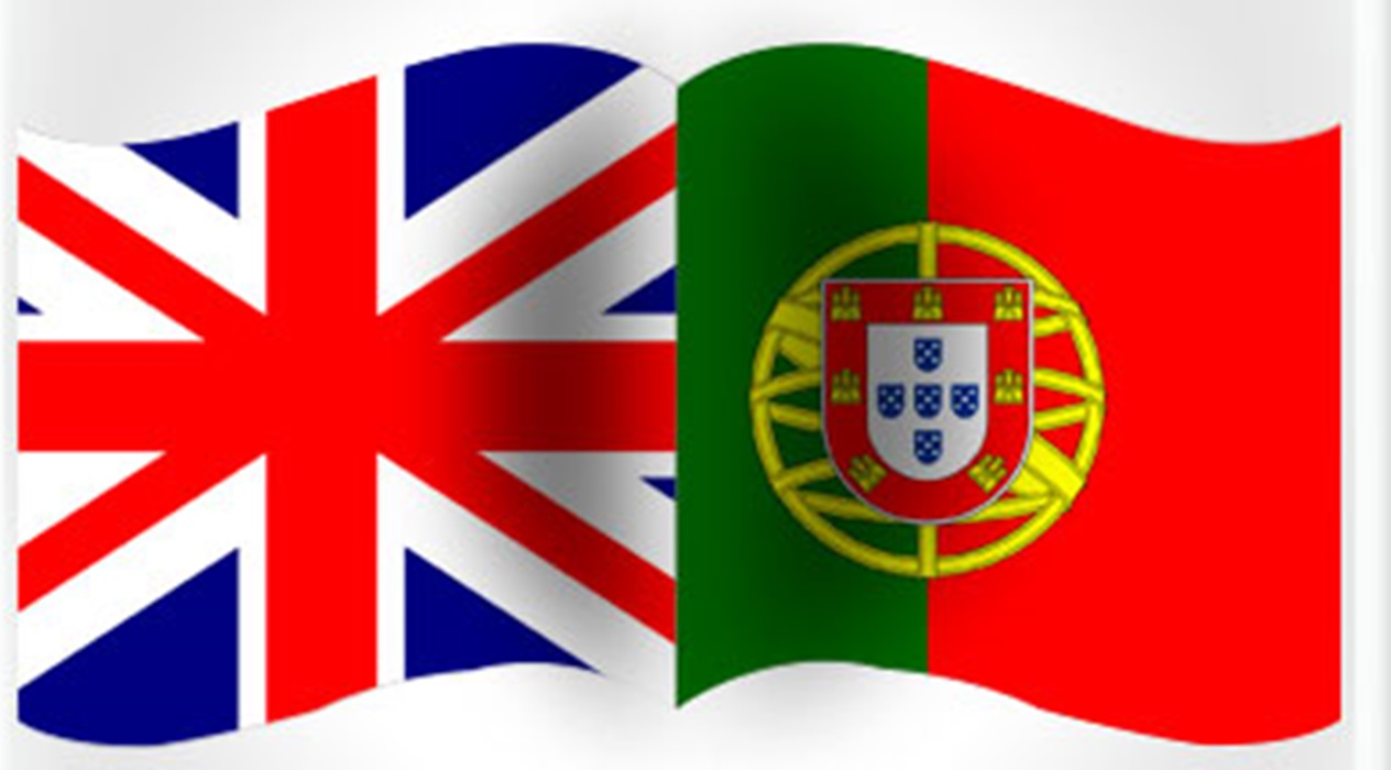 How Portuguese language has been influenced by English