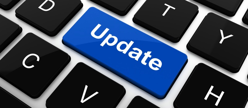 Updating translations — version and maintenance