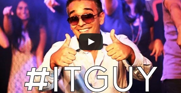 A Music Video EVERY Person Working in An IT Company MUST Watch. The Story of An IT Guy!