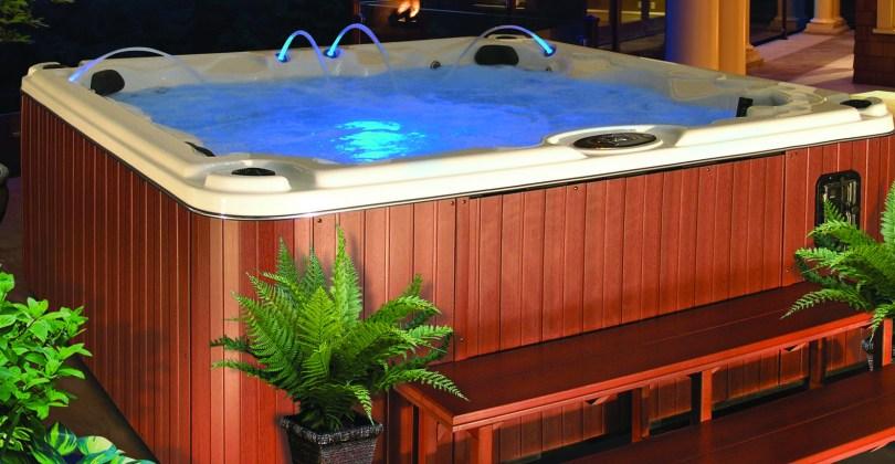 Cal Spas hot tub