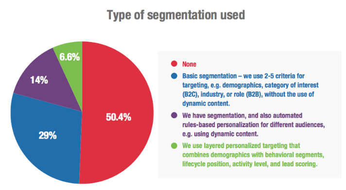 type of segmentation