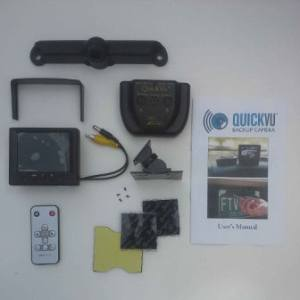 QuickVu Box Contents