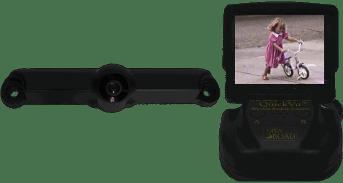 QuickVu Backup Camera and Monitor