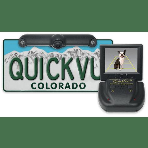 Original Analog QuickVu™ Wireless Backup Camera