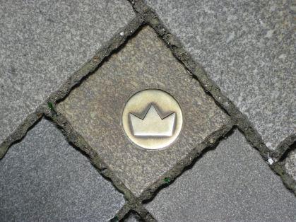 Showing the Royal Way!