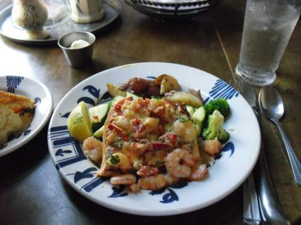 Shrimp something