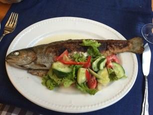 Whole fish!