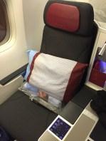 Cushy seat