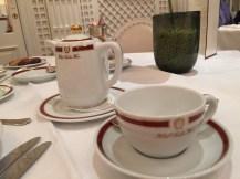 Beautiful coffee service!