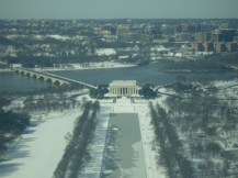 A view from the top: Lincoln
