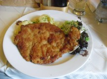 Sort of like schnitzel?